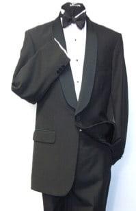 smokingjacke in schalfasson tuxedo
